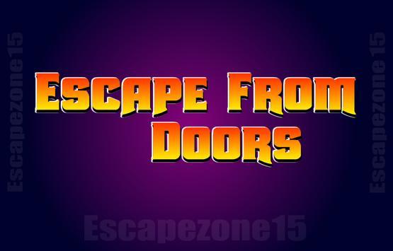 Escape games zone 100 poster