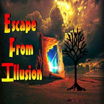 Escape from Illusion poster