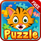 Funny Puzzles. Games for Kids icon