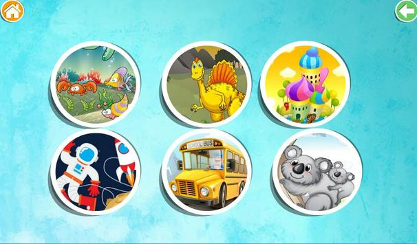 Funny Puzzles. Games for Kids screenshot 4