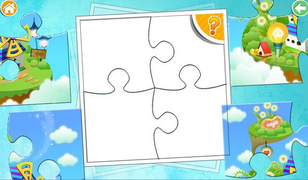 Funny Puzzles. Games for Kids screenshot 5