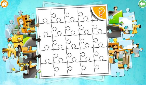 Funny Puzzles. Games for Kids screenshot 6