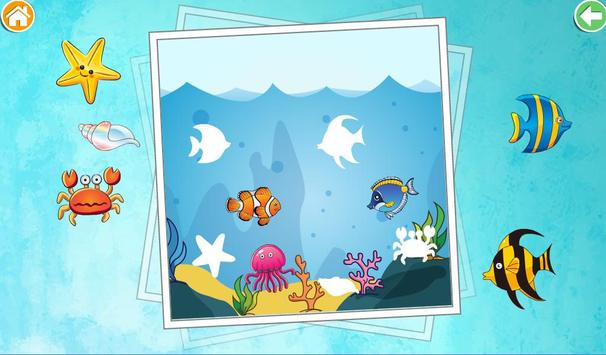 Funny Puzzles. Games for Kids screenshot 1