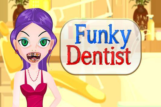 Funky Dentist poster