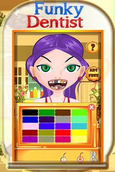Funky Dentist screenshot 2