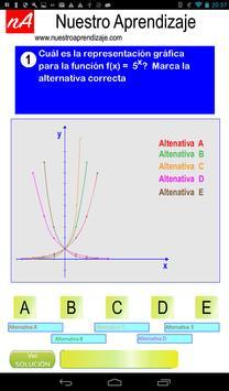 Representando graficamente funciones exponenciales screenshot 1