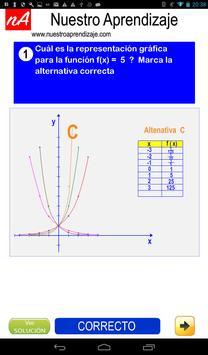 Representando graficamente funciones exponenciales screenshot 4