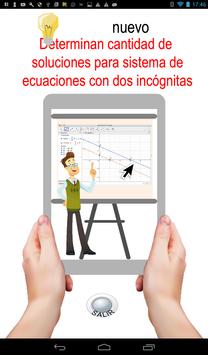 Resolver por igualación sistema de ecuaciones screenshot 4