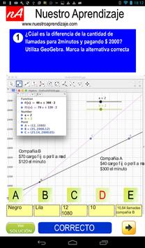Sistema de ecuación lineal asociadas a contextos screenshot 7