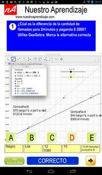 Sistema de ecuación lineal asociadas a contextos screenshot 2