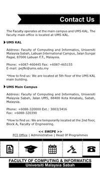 UMS-FCI apk screenshot