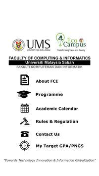 UMS-FCI poster