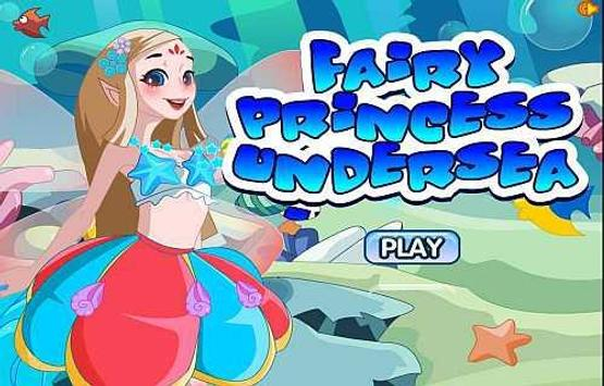 Princess Sea Fairy apk screenshot
