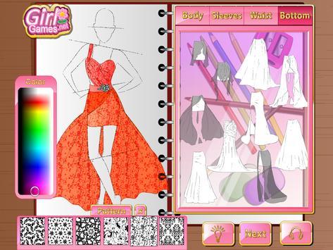 Fashion Studio Prom Dress poster