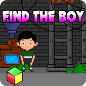 Best Escape Games - Find The Boy icon