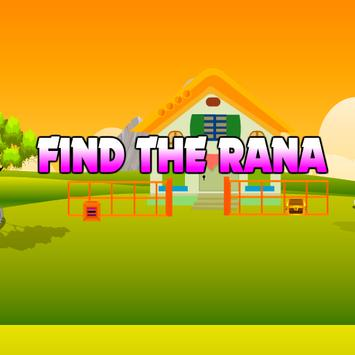 Simple Escape Games - Find The Rana poster