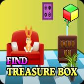 Best Escape Games - Find Treasure Box icon