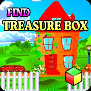 Best Escape Games - Find Treasure Box poster