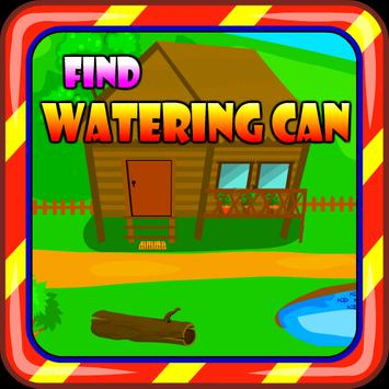Garden Games - Find Watering Can poster