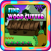Escape Games 2017 - Find Wood Cutter icon