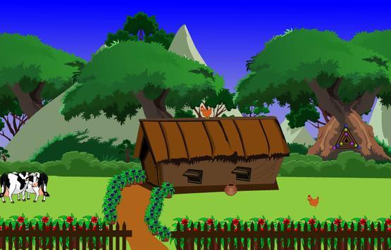 Escape Games 2017 - Find Wood Cutter screenshot 3