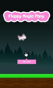Flappy Magic Pony poster