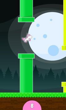 Flappy Magic Pony screenshot 1