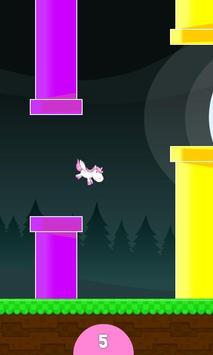 Flappy Magic Pony screenshot 2