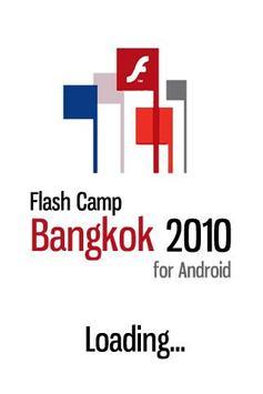 Flash Camp Bangkok for Android poster