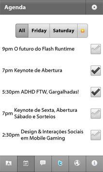 Flashcamp Brasil screenshot 2