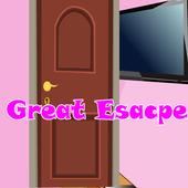 Flower Puzzle Escape Game icon