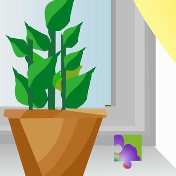 Flower Puzzle Escape Game screenshot 3