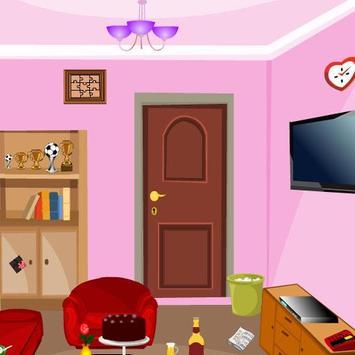 Flower Puzzle Escape Game poster