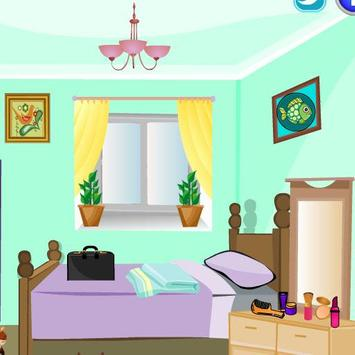 Flower Puzzle Escape Game screenshot 1