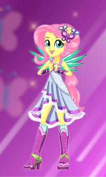 Fluttershy Dress Up apk screenshot