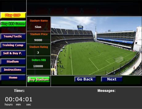 Football Manager screenshot 1