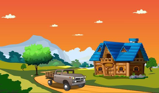 Forest Vehicle Escape apk screenshot