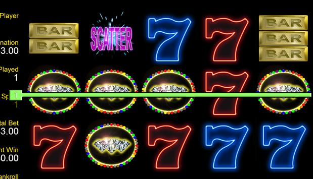 Fortunes of the Galaxy Slots screenshot 1