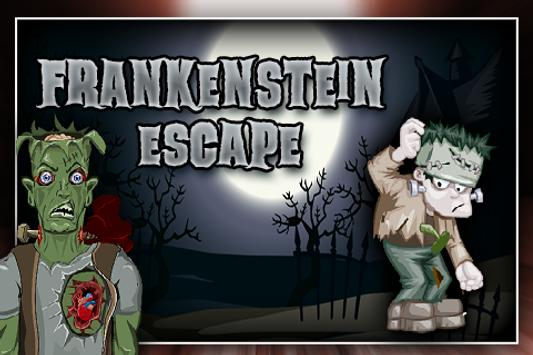 Frankenstein Escape poster