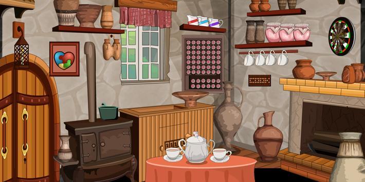 Enchanting Kitchen Room Escape Gallery Simple Design