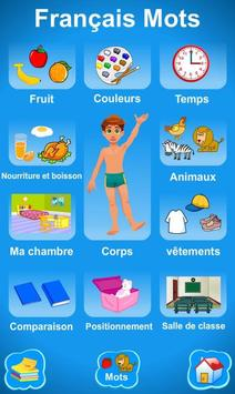 الفرنسية الإبتدائية حروف ارقام screenshot 2