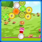Fruits Bubble icon