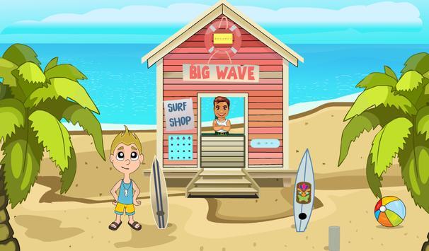 Afford The Surfboard apk screenshot