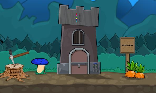Cute Boy House Escape apk screenshot
