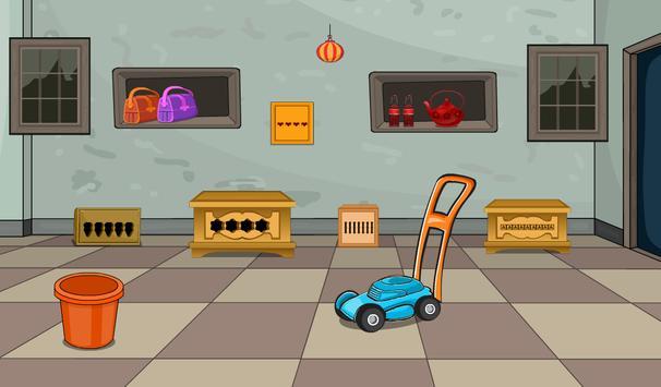 Car Escape From Dilapidated Area apk screenshot