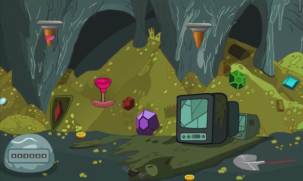 Cross The Cave Escape apk screenshot