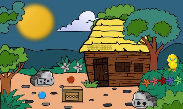 Hay Tractor Escape apk screenshot