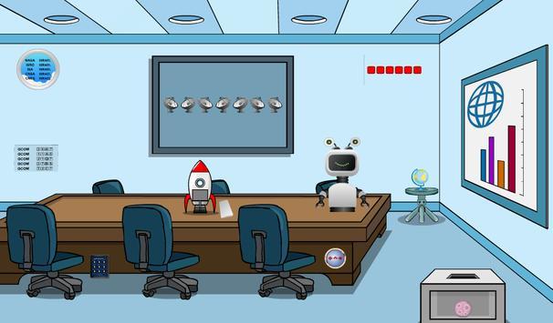 Jolly Boy Mars Escape apk screenshot