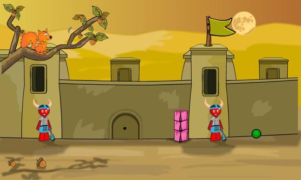 Jolly Boy Rescue From Castle apk screenshot