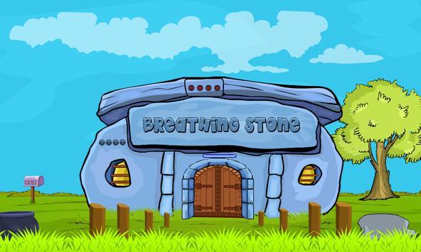 Stone House Gold Escape apk screenshot